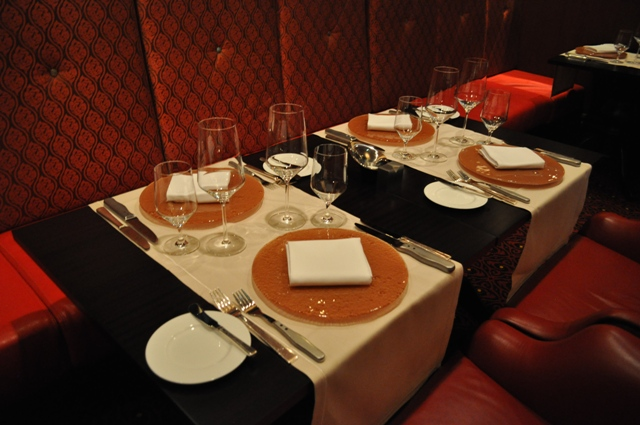 restaurant tabletop   tabletop design   table setting    & Steakhouse tabletop design Steakhouse Renaissance