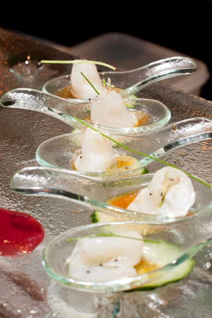 """""""glass spoons"""", """"appetizer spoons"""", """"canape spoons"""", """"amuse bouche spoons"""", """"Glass Studio"""", """"Lillie Asia"""""""