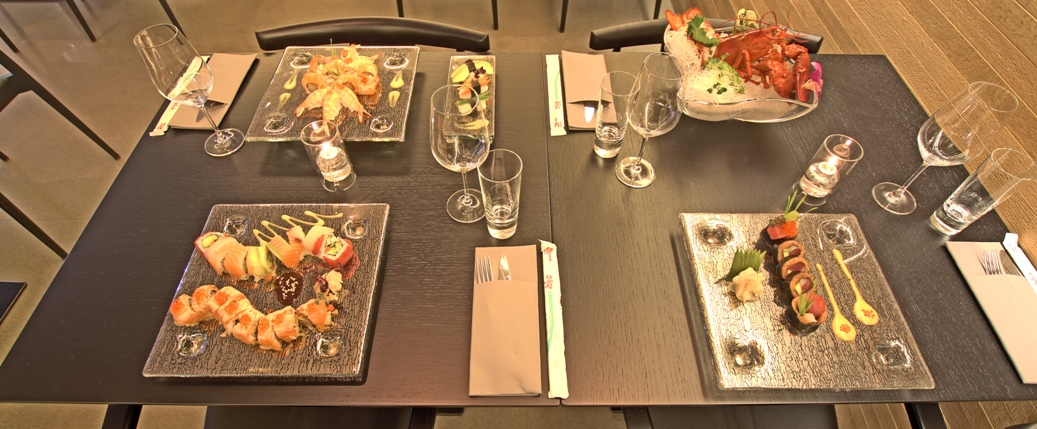"""table setup"", ""table set up"", ""table setting"", ""tabletop design"", ""Glass Studio"", ""Lillie Asia"", ""restaurant tabletop"""
