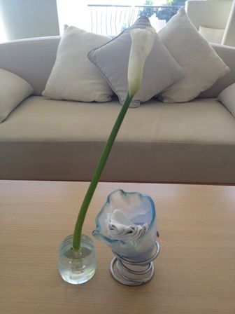 """table accessories"", ""table decor"", ""bud vase"", ""table vase"", ""candle votive"", ""Glass Studio"", ""Banyan Tree Bali"""