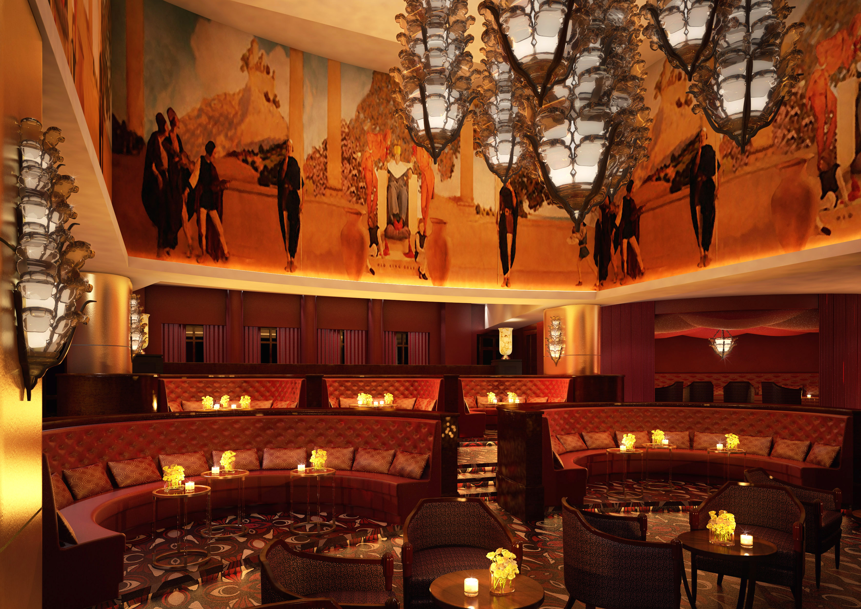 Jazz Lincoln Center Doha, St Regis Doha, jazz bar, jazz venue