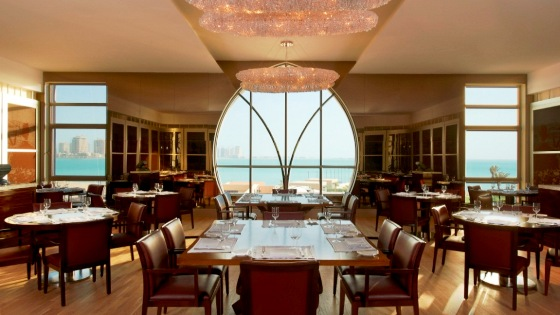 Opal by Gordon Ramsay, casual restaurant, casual dining, St Regis Doha, dining Doha