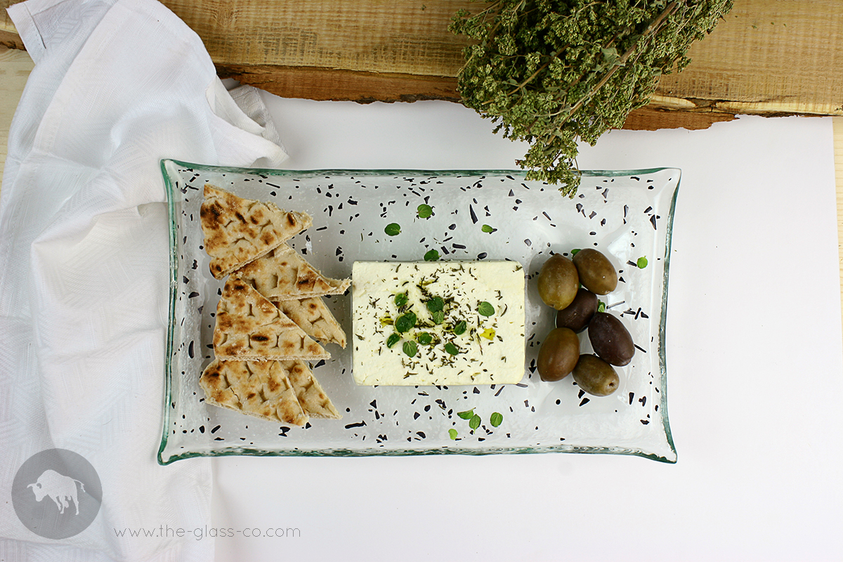 feta cheese plate